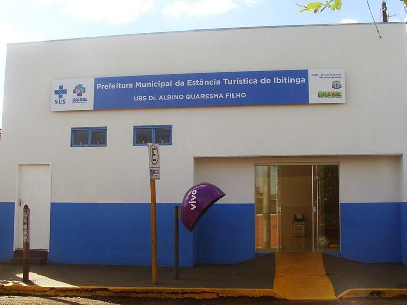 UBS Dr. Albino Quaresma Filho - Vila dos Bancários