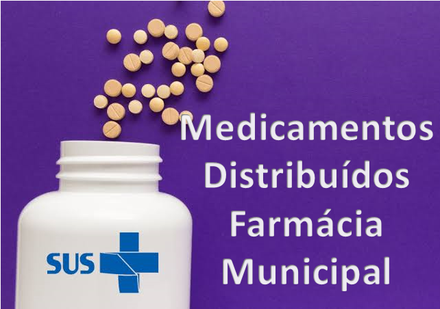 Medicamentos distribuídos gratuitamente