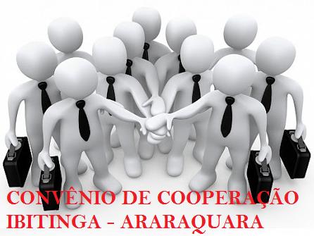 Convênio de Cooperação entre Ibitinga e Araraquara