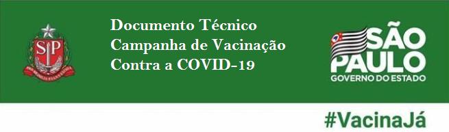 Nota técnica sobre a Vacinação